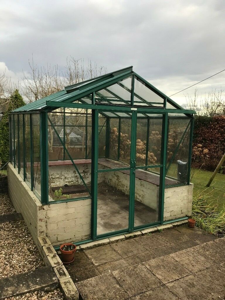 Robinsons Quality Greenhouse 8 x 10ft