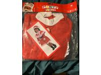 Kids Santa outfit brand new in packaging
