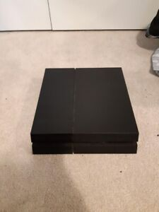 PS4 500 GB Barely Used with 2 Controllers
