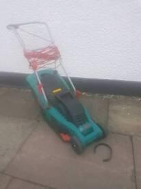 BOSCH lawnmower spare or repair