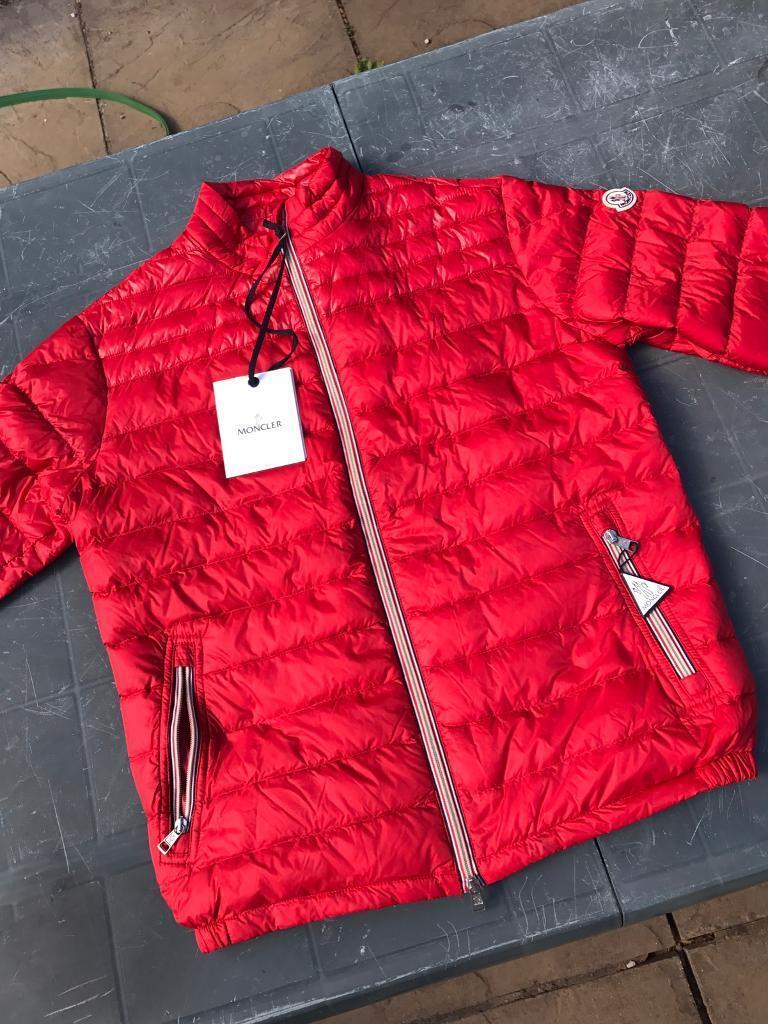 moncler daniel jacket light blue