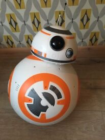 BB8 interactive droid with remote control