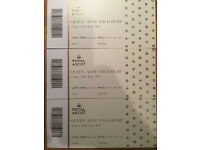 3 Royal Ascot Tickets Friday 23 Jun Queen Anne Enclosure