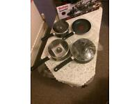 Set of tefal 4 peases ,brand new
