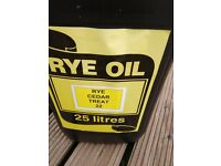 Rye Oil