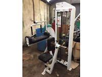 SEATED TRICP EXTENSION MACHINE