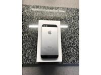 IPHONE 5S SPACE GRAY VODAFONE / LEBARA NETWORK ( SPARES OR REPAIRS NEEDS NEW SCREEN)