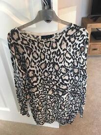 Ladies tops sizes 10's & 12's