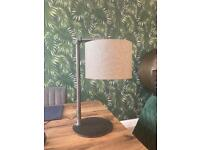 Next pipe table lamp