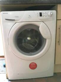 Broken hoover washing machine for repair or spares