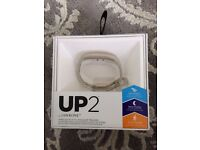 JAWBONE UP2 WIRELESS ACTIVITY AND SLEEP TRACKER