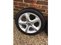 Astra sri 5 bolt wheels