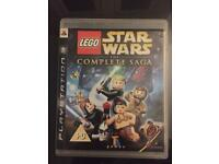 Star Wars PS3 Game