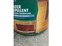 Garden shed and fence paint