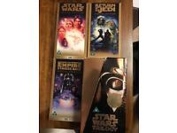 Star Wars Trilogy (Special Edition) VHS Box Set