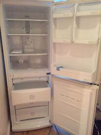 Used LG Fridge and Freezer - Very Good Condition