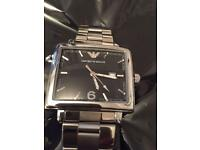 Emporio Armani watch for Men