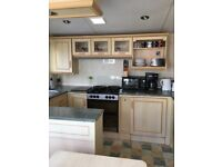 Luxury caravan throughout avaliable Easter holidays 399 sat to sat . Breydon water Great Yarmouth