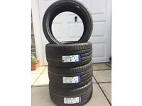 """Brand new, never used, 19"""" Goodyear tyres"""