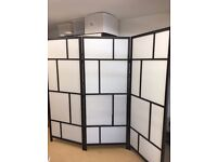 3 room Divider on sale for a room or shop