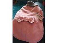 New Pet London Pink Dog Coat size XXL