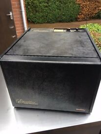 Excalibur 9-tray Food Dehydrator (Black)