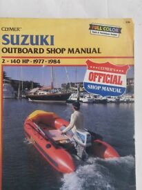 suzuki outboard workshop manual