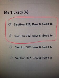 Backstreet Boys tickets for July 17 Scotiabank arena