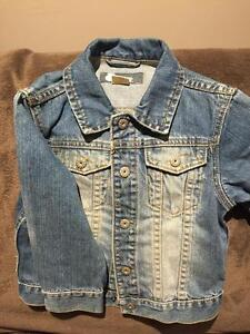 Baby Denim Jacket size 3-4