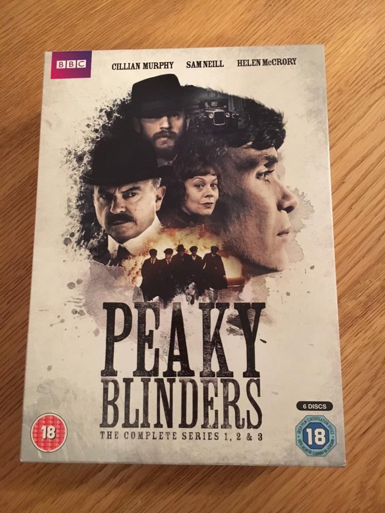 Peaky Blinders Boxset