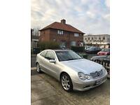 Mercedes C230 Kompressor Auto Full Panoramic Roof