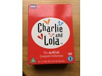 Charlie & Lola DVD Collection 80 episodes