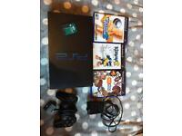 PlayStation 2 with 3 games included