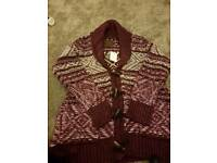 New Look Cardigan Size Large