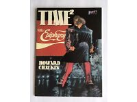 TIME2 The Epiphany - First Graphic Novel Number Eight - Howard Chaykin - 1st Printing November 1986