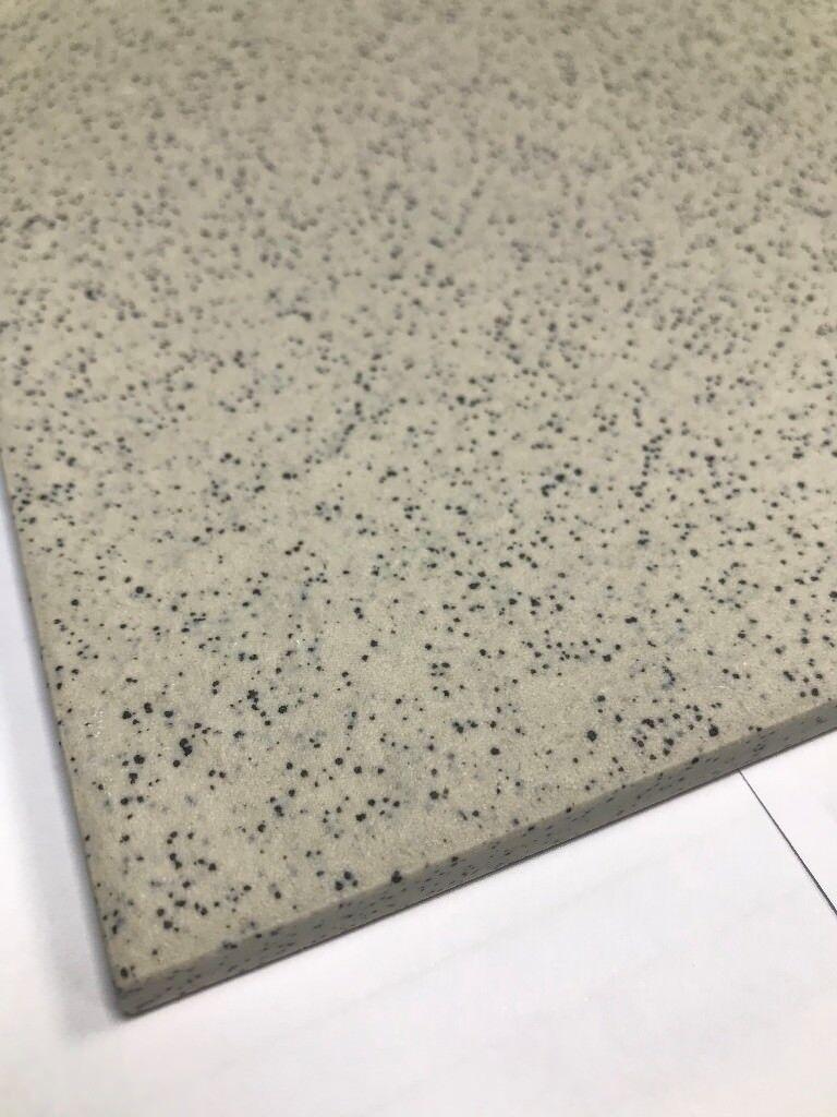 Cream Speckled Textured Matt Porcelain Wall Floor Tile 19