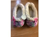 COSY. TOES. SLIPPERS for sale