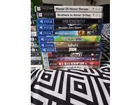 Massive video game bundle