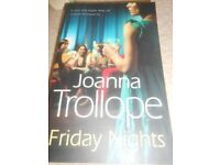 JOANNA TROLLOPE - FRIDAY NIGHTS - PAPERBACK