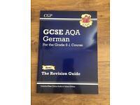 GCSE AQA German Revision Guide .