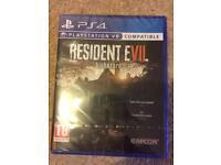 Resident evil 7 - sealed