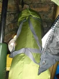 4x4 tent