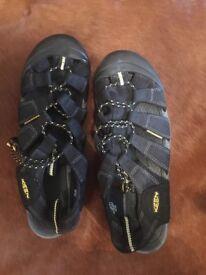 Men's walking/hiking sandals