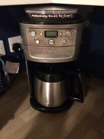 Cuisineart Grind & bru coffee machine