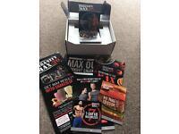 Insanity max30 10xdvd boxset plus xtra 2x abs DVD mint