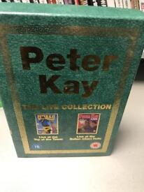 Peter Kay live collection