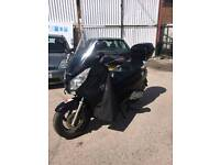 Honda 125 swing 1 year mot