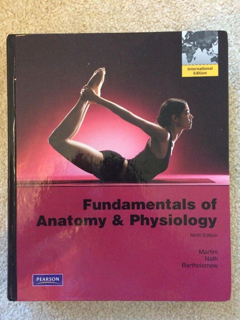 Único Fundamentals Of Anatomy And Physiology Martini Nath ...