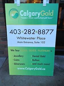 Calgary Gold Buyer: Offering the Best Prices in Calgary