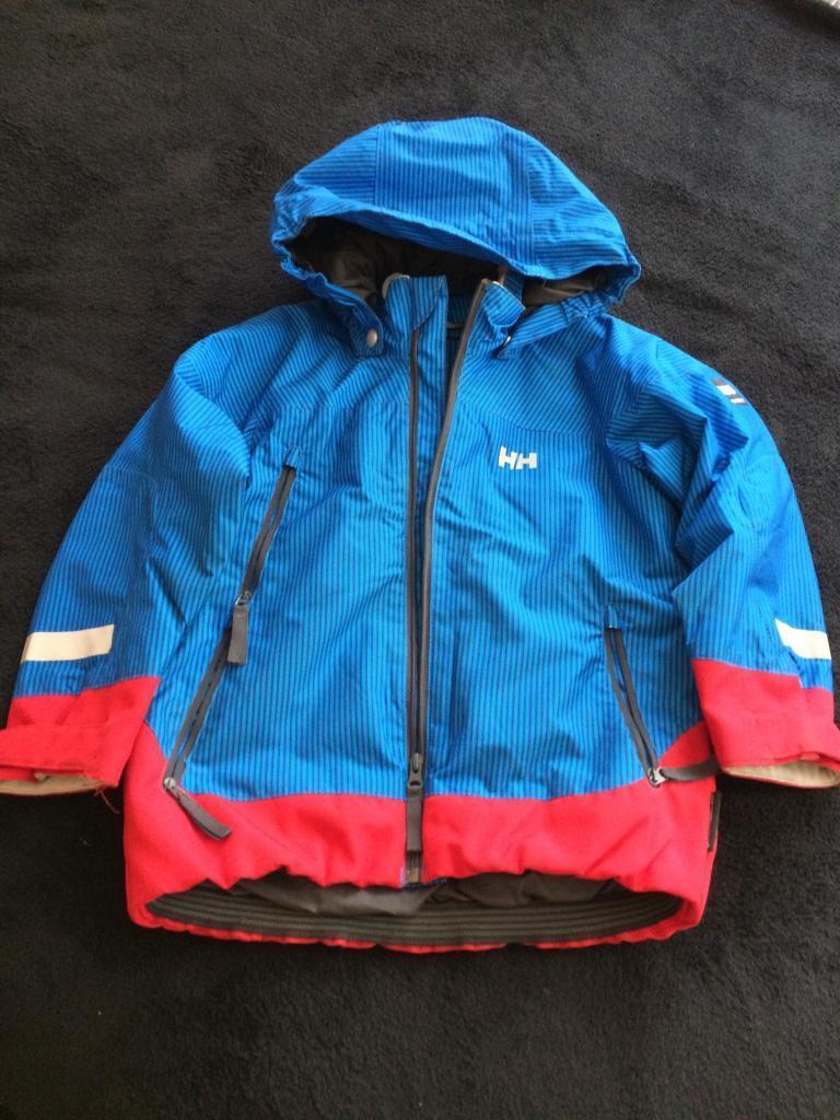 Boys winter jacket age 5